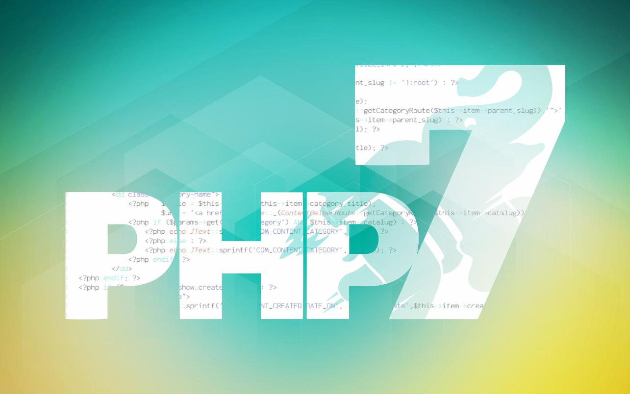 Tìm hiểu PHP 7 (Đã phát hành chính thức)