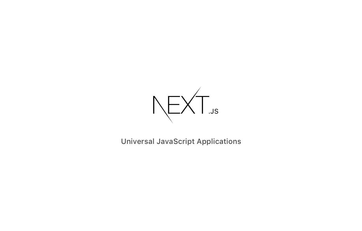 Hướng dẫn xây dựng Universal Javascript App với Next.js (Fullstack React)